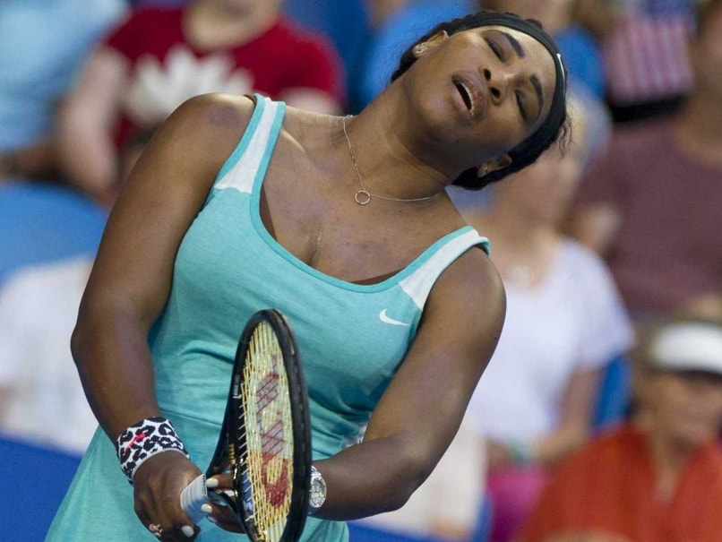 Serena Williams Goes Down to Eugenie Bouchard in Hopman Cup