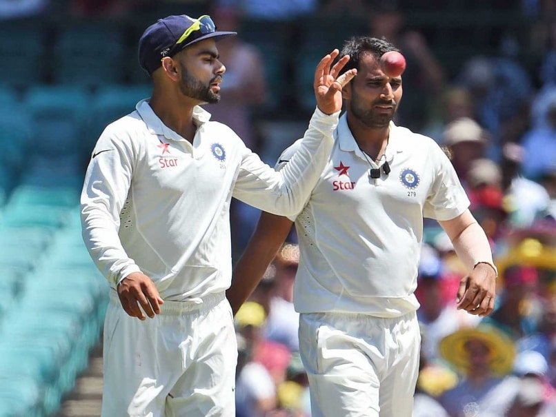 India in Australia: Tough for Bowlers on Flat Wicket, Says Mohammed Shami
