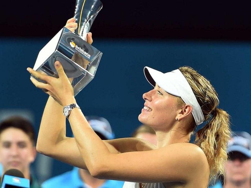 Maria Sharapova Downs Ana Ivanovic in Classic Brisbane International Final
