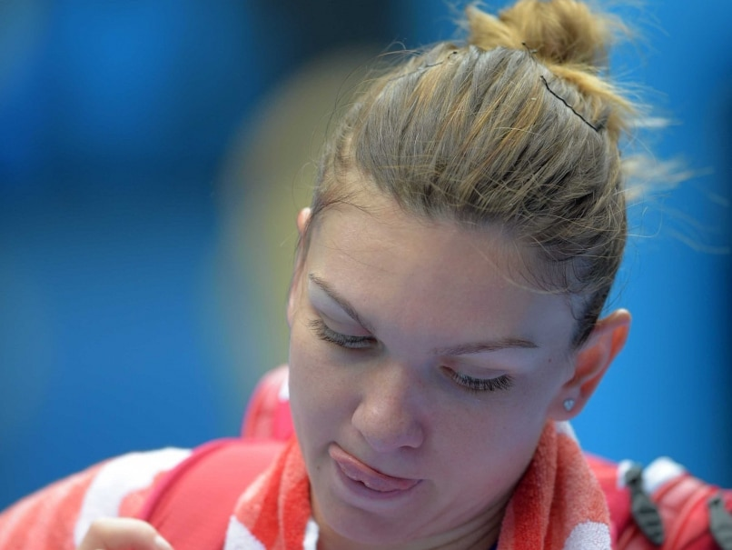 Simona Halep Blames Stress for Australian Open Surrender