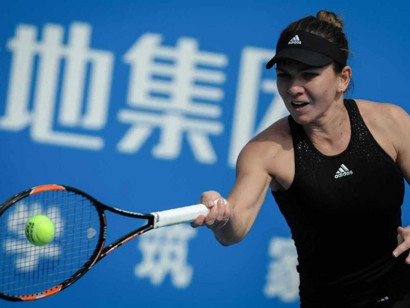 Top Seed Simona Halep, Timea Bacsinszky Into Shenzhen Open Final