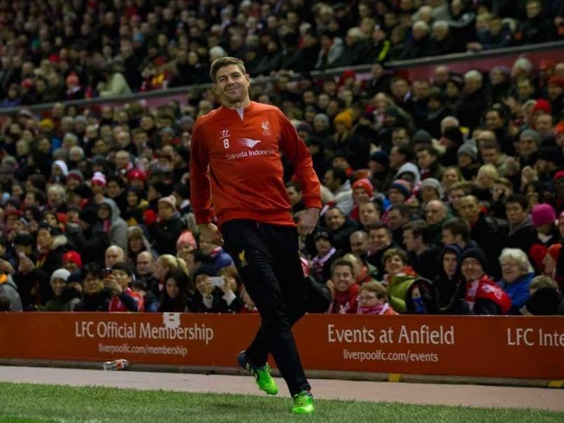 Steven Gerrard Targets Trophies at LA Galaxy