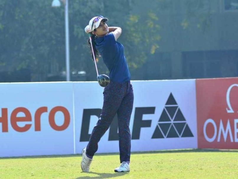 Vaishavi Sinha Wins Second Leg of Women's Professional Golf Tour