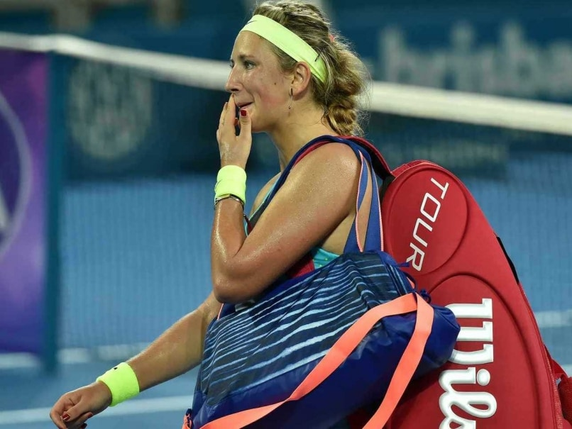 Victoria Azarenka Misses Out on a Seeding at Australian Open
