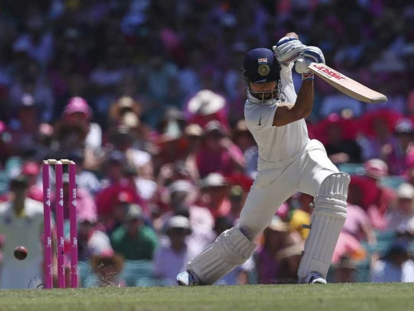 Virat Kohli Resumes Aussie Domination, Hits 4th Ton of Series