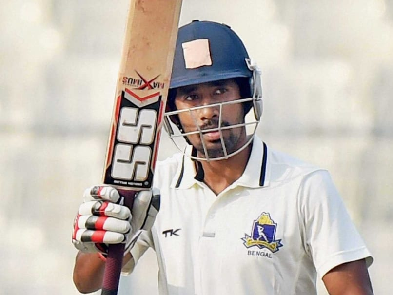 Ranji Trophy: Wriddhiman Saha Hits Unbeaten Ton to Lift Bengal vs Jammu and Kashmir
