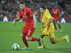 James Milner Shines as Liverpool Beat Adelaide United 2-0