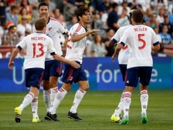Kaka Powers Major League Soccer All-Stars to Victory vs Tottenham