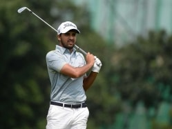 Khalin Joshi Moves to Fourth Place, Three Behind Leader in Taifong Open Golf