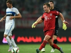 Mario Gotze Returns to Borussia Dortmund From Bayern Munich