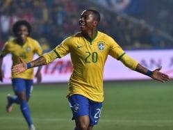 Robinho Closer to Guangzhou Move After Leaving Santos