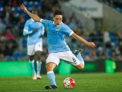 Manchester City's Samir Nasri Out For Three Months