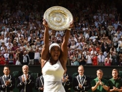 Serena Williams, Coach Don't Discuss '22' at Wimbledon