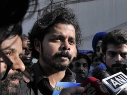S Sreesanth Comes Home to an Emotional Welcome