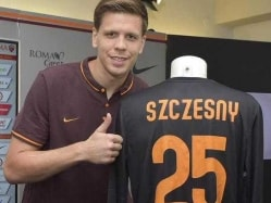 Wojciech Szczesny Leaves Arsenal For Roma On Season-Long Loan