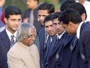 Sachin Tendulkar, S. Sreesanth Pay Last Respects to President APJ Abdul Kalam