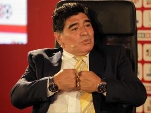 Diego Maradona Television Series Planned