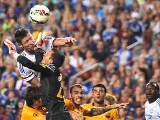 Chelsea F.C. Beat FC Barcelona on Penalties in International Champions Cup