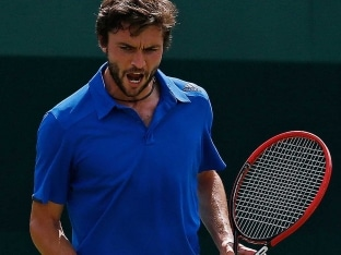 Gilles Simon Strolls To Victory Vs James Ward As France Take Davis Cup Opener