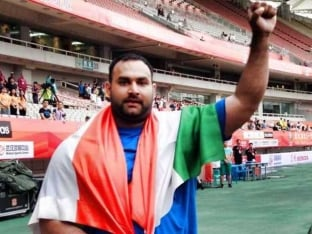Inderjeet Singh Creates History, Wins India's First-Ever Gold at World University Games