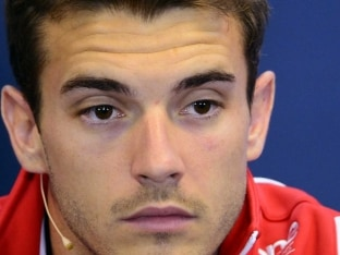 Narain Karthikeyan, Karun Chandhok Pay Tribute to Jules Bianchi
