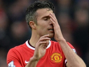 Robin Van Persie Set To Join Fenerbahce From Manchester United For