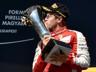 Equalling Ayrton Senna's Record is Something Incredible, Says Sebastian Vettel