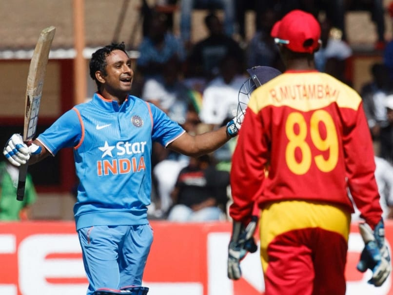 Live Cricket Score Zimbabwe vs India, 2nd ODI