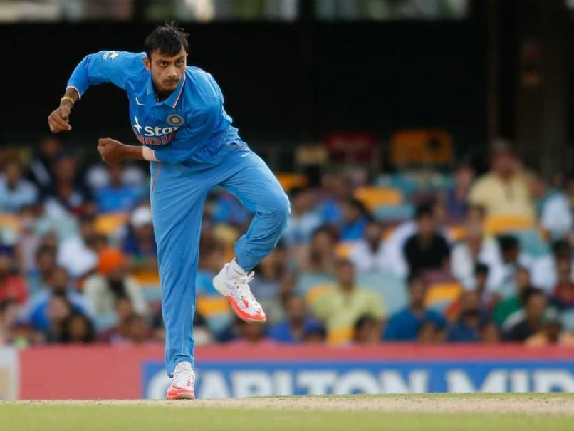 India in Zimbabwe: Axar Patel Says he Bowled to his Strengths