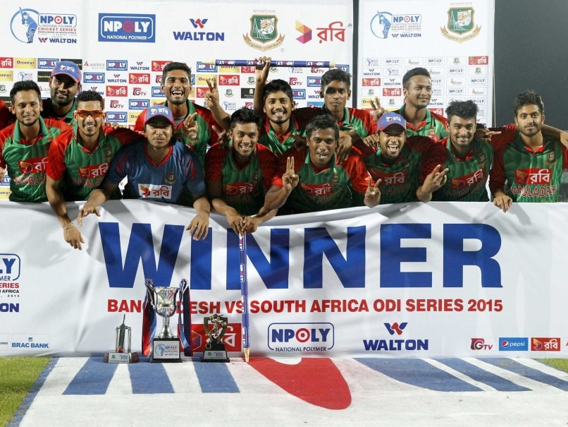 The Rise and Rise of Bangladesh in ODI Cricket; Tigers Unbeatable at Home