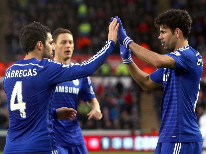 Chelseas Cesc Fabregas And Diego Costa Backed To Do Even Better In New Season