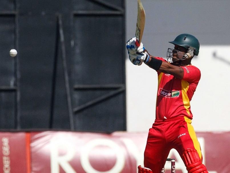 Chamu Chibhabha T20