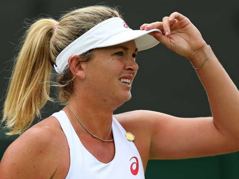 Coco Vandeweghe Sinks Lucie Safarova for Wimbledon Last-Eight Spot
