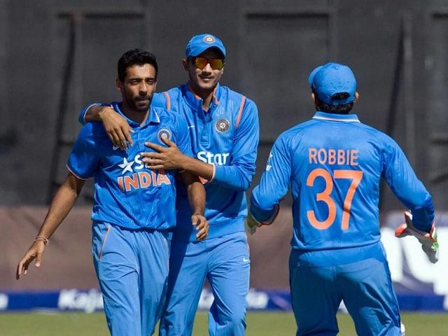 Zimbabwe vs India 2nd ODI Highlights: Bhuvneshwar Kumar, Ajinkya Rahane Star as India Take 2-0 Unbeatable Lead