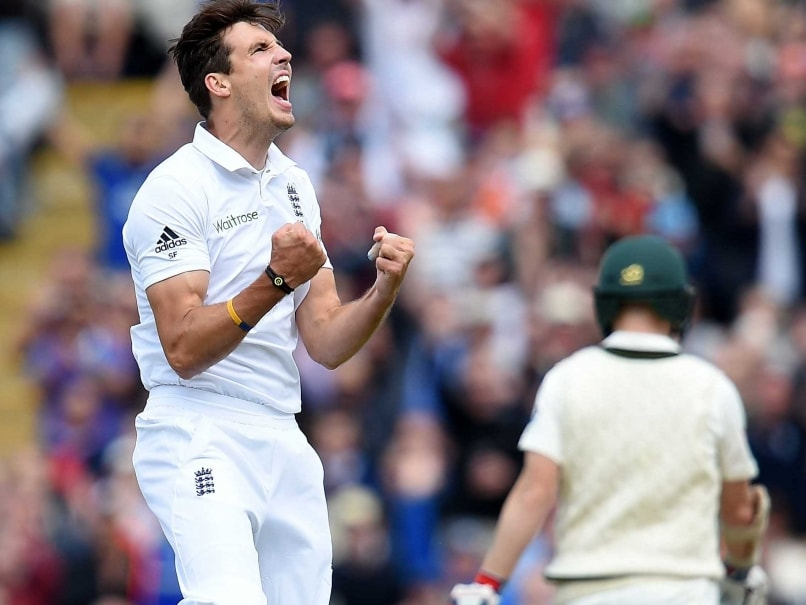 Steven Finn Added to England Squad For South Africa Tour