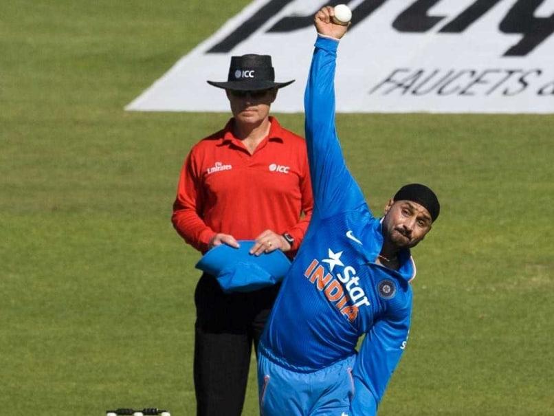 Harbhajan Singh Wants Rahul Dravid or Zaheer Khan as India Coach