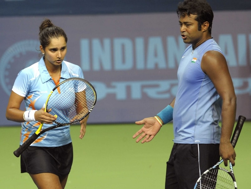 Rio Olympics: Leander Paes Says he is Best Man For Sania Mirza