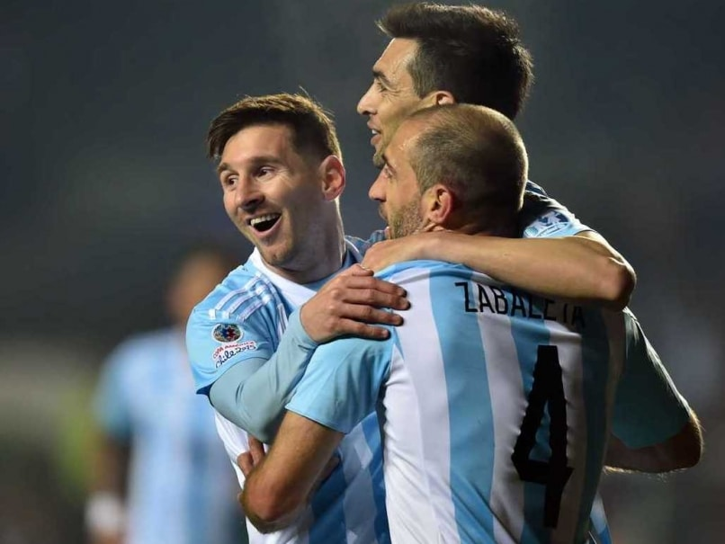 Lionel Messi Sparkles as Argentina Thrash Paraguay to Reach Copa America Final