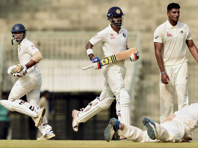 Naman Ojha Harbours Hope of Being Selected For India Test Team