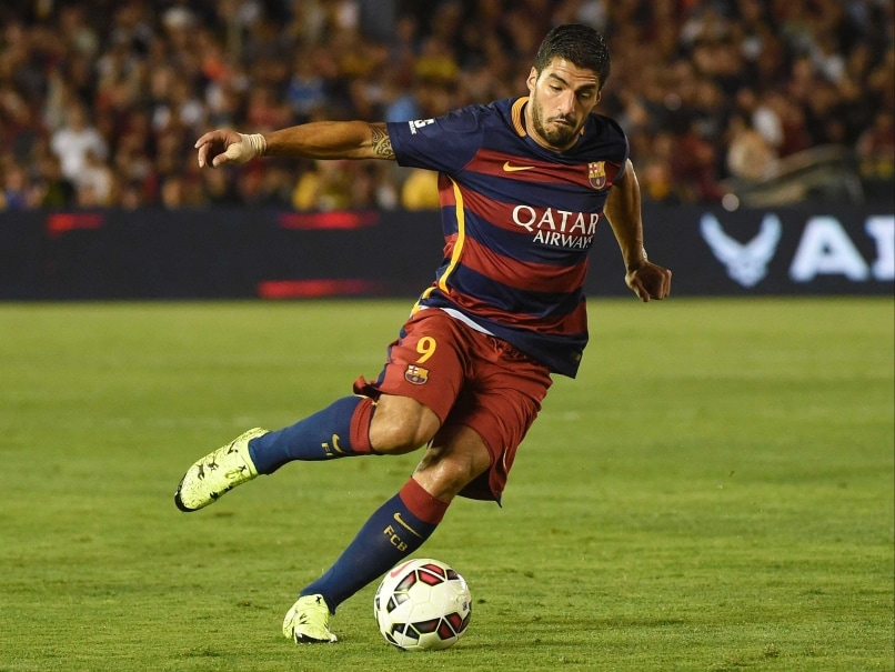 Luis Suarez, Sergi Roberto Lift Barcelona To 2-1 Win Over LA Galaxy