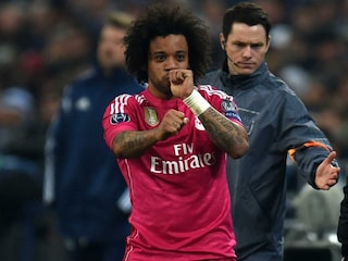 Defender Marcelo Extends Contract With Real Madrid