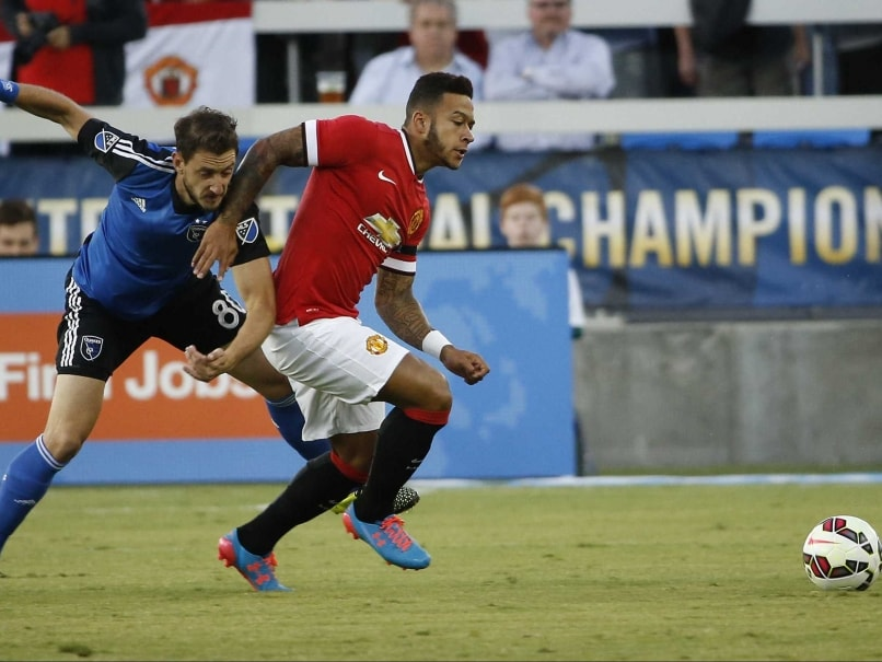 Memphis Depay Off The Mark As Manchester United Ease To Tour Win