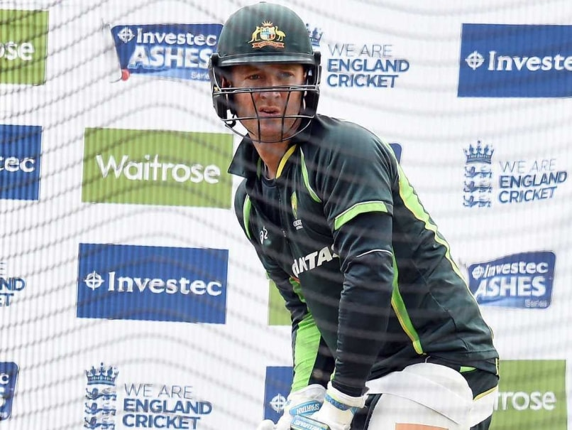 The Ashes 2015: Michael Clarke Opts for New-Style Helmet After Chris Rogers Injury