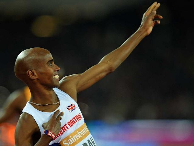 Usain Bolt, Mo Farah Bury Troubles With London Wins