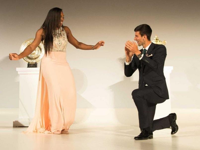 Wimbledon: Serena Williams Not Ready To Suffer Novak Djokovics Fate