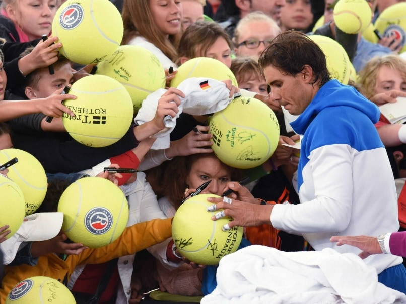 Rafael Nadal Battles Past Fernando Verdasco in Hamburg ATP