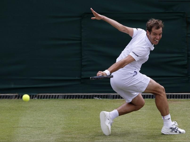 Injured Richard Gasquet Out of Qatar Open