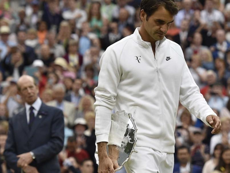Roger Federer  Wimbledon 2015 Runners
