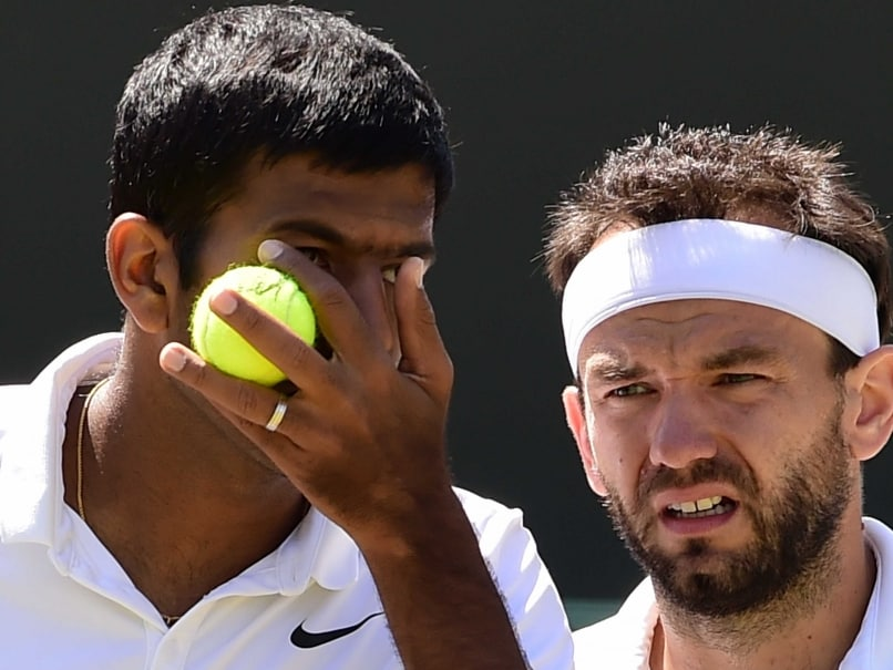 Rohan Bopanna-Florin Mergea Pair Ousted From Indian Wells Masters