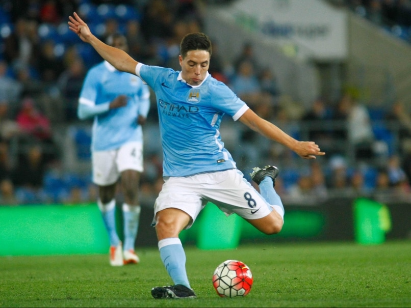 Samir Nasri Nabs Late Winner For Manchester City in Australia